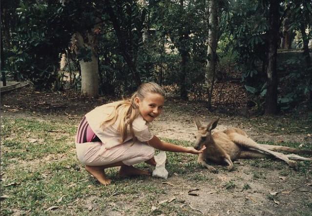 Nikki & Kangaroo