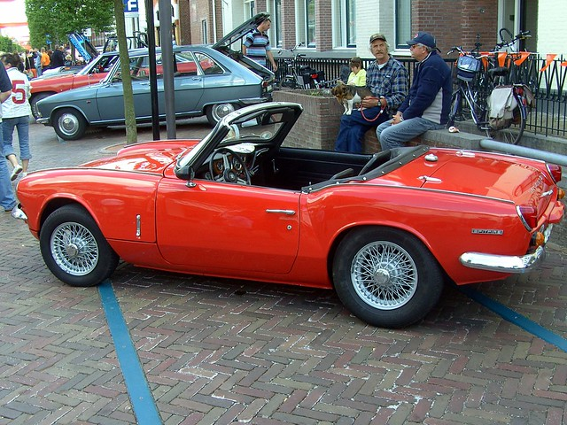 1970 Triumph Spitfire Mk III | Flickr - Photo Sharing!