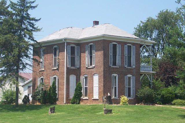 Old house, Middlefork
