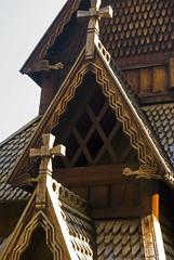 Gol stavekirke - detail