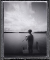 Fishing pinhole