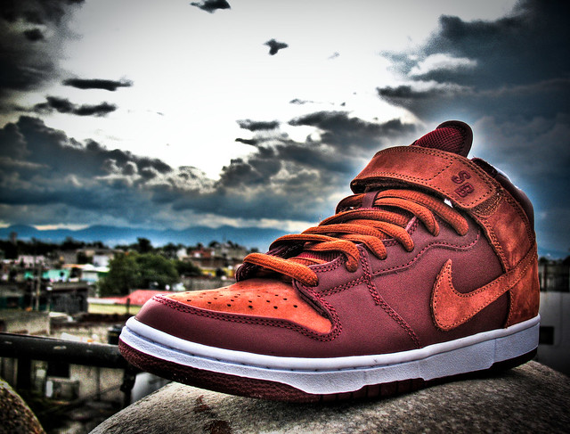 Nike Sb Mid Shoes