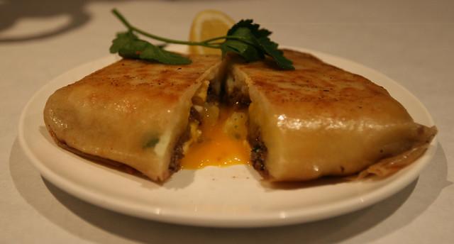 Algerian food bourak algerian style by teo uk for Algerien cuisine
