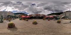 Panorama  - Gastein Town Square