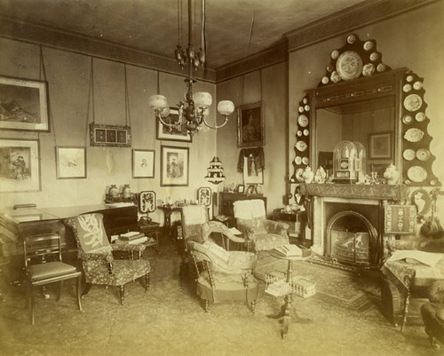 Parlor Ceilings A Gallery On Flickr