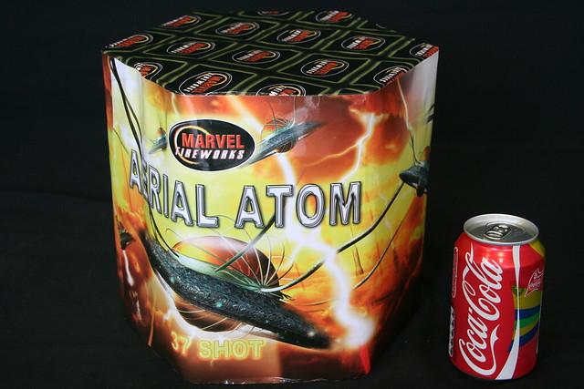 EpicFireworks - Aerial Atom 37 Shot Barrage