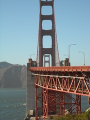 Golden Gate Bridge Towers