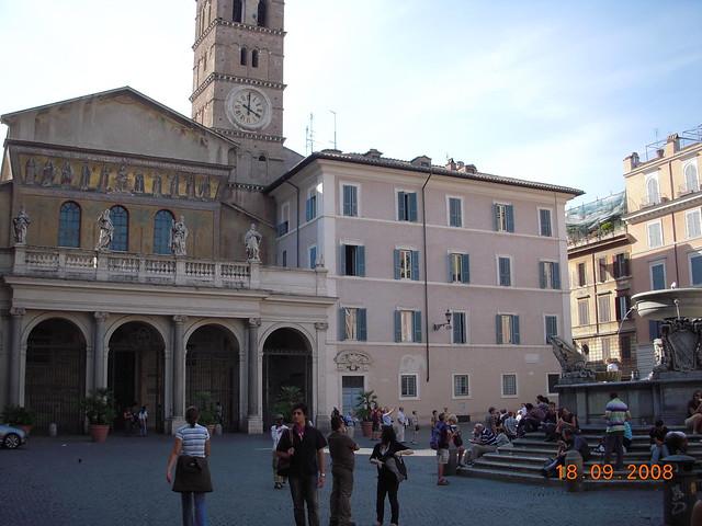 693 - S. Maria in Trastevere