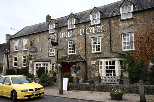 Fairford, Bull Hotel