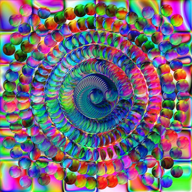 Spiral Spirale spirali