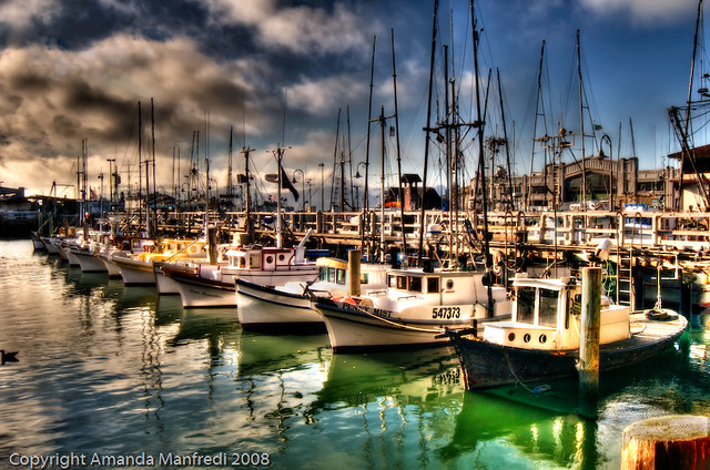 Bright Harbor SF HDR