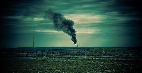 pollution!