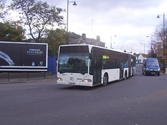 White Citaro for the Olympic Site E9  LX03 HCZ