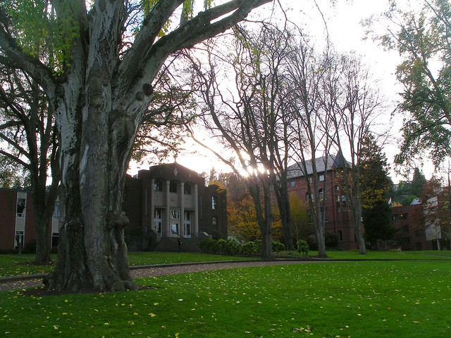 Seattle Pacific University Campus Flickr Photo Sharing