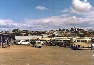 Bus depot, Iringa