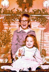 My Son & Daughter - Christmas Time 1976