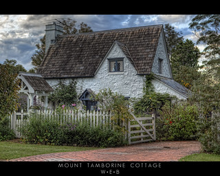 Mt Tamborine Cottage