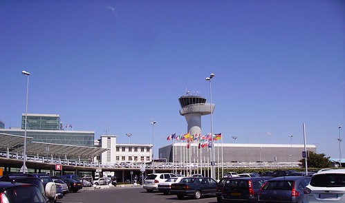 Aéroport de Bordeaux - Mérignac, France