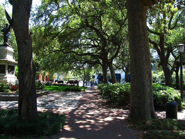 Madison Square, Savannah, Georgia