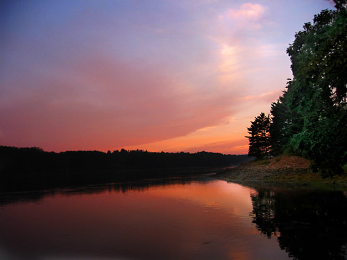 sunset maine abigfave perfectsunsetssunrisesandskys