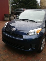 automobile, automotive exterior, wheel, vehicle, rim, scion, bumper, scion xd, land vehicle,