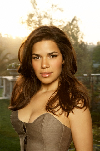 America Ferrera, Sexy Curves. Don't let the