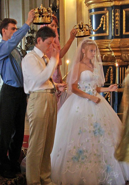Mariage Orthodoxe A Saint Petersbourg