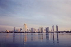Safe medical tourism, Downtown San Diego from Coronado Island