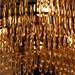 Lustre, détail, château de Bouges ©Jean-David & Anne-Laure