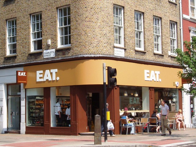 Eat, Fitzrovia, W1