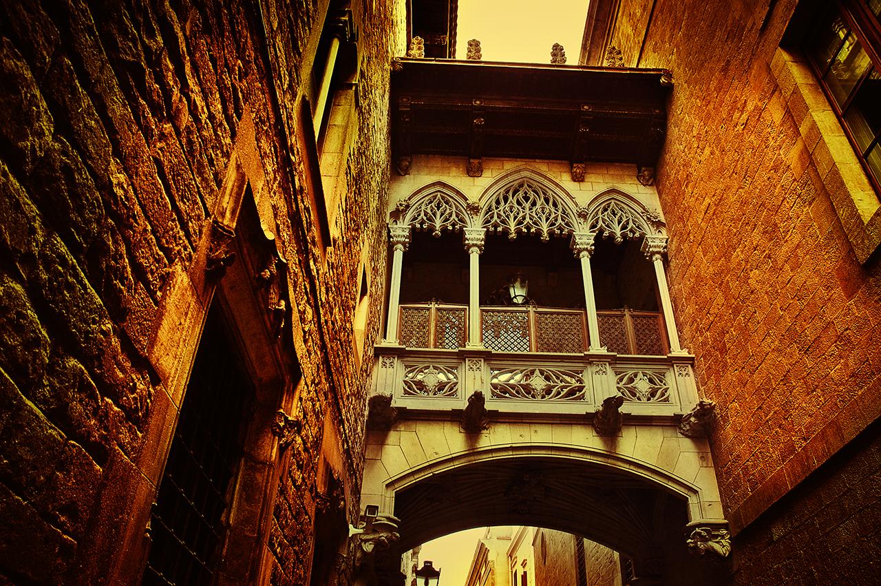 Barcelona photoblog barcelona gothic quarter casa de for Casa de los