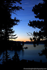 Flathead Lake Star Trails | by jlangford92