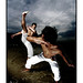 Capoeira Three by input_output