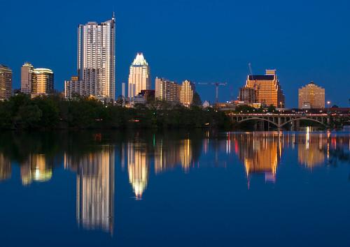 city sunset skyline austin nikon texas ss coloradoriver townlake onblue d40 ladybirdlake top20texas bestoftexas