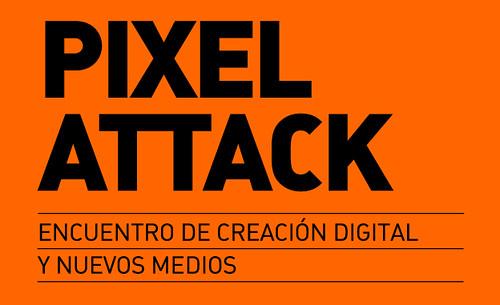 Pixel Attack // 3, 4 y 5 Julio 2008 en Sala Parpalló (Valencia)