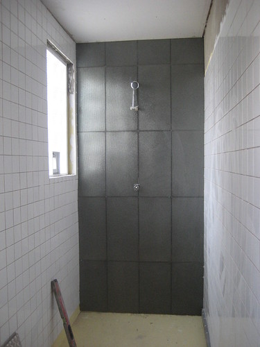 bathroom tiles horizontal or vertical with creative photo in australia