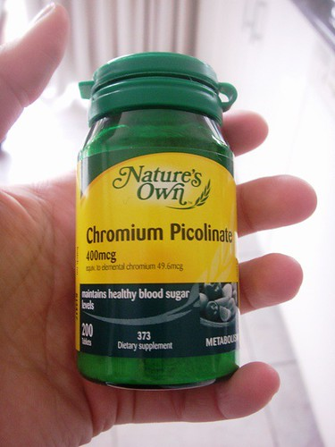 A Friday - #5 - Chromium Picolinate