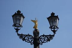 Siegessäule. / Victory Column.