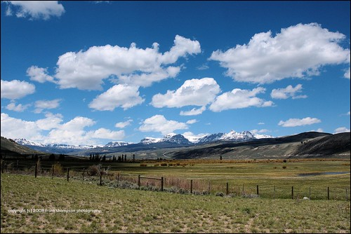 Wide-open Spaces, Mountain Ranges of Wyoming