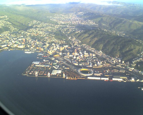 WLG to AKL (15 Jul 2008)