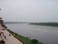 Sit and enjoy the breeze on the bank of River Yamuna - Things to do in Agra