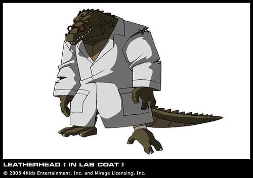 Ninja Turtles Lab Coat