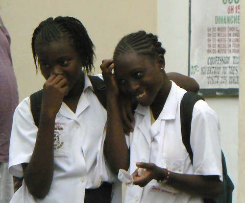 i 45 cameroon school girls
