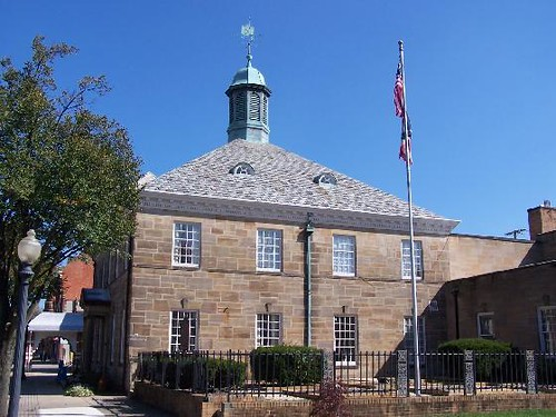 Ohio's First State Capitol