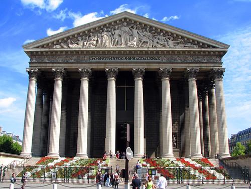 Église de la Madeleine - Parigi