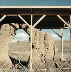 Trabuco Adobe, Rancho Santa Margarita, Nov 1967