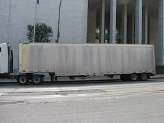commercial vehicle, vehicle, truck, transport, trailer truck, trailer, cargo, land vehicle,