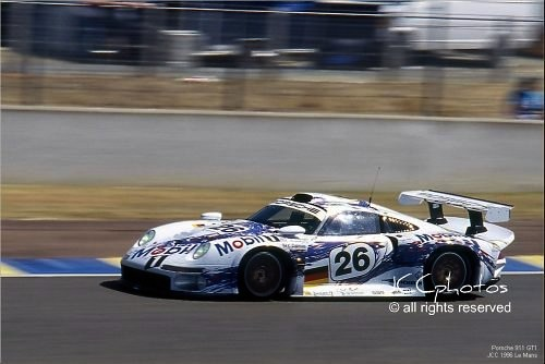 le mans 1996 porsche 911 gt1 flickr photo sharing. Black Bedroom Furniture Sets. Home Design Ideas
