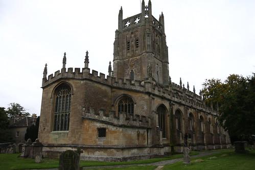 Fairford, Church of St Mary