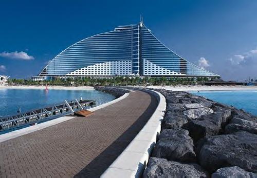 Jumeirah Beach Hotel-Dubai,UAE